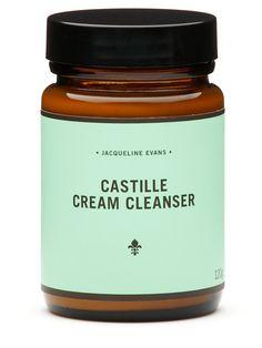 nice The Shelley Panton Store Jacqueline Evans Castille Cream Cleanser Evans, Grapefruit Seed Extract, Lemongrass Oil, Macadamia Oil, Sweet Almond Oil, Beauty Make Up, Beauty Stuff, Makeup Remover