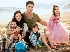 perfect family <3  ( Chyler Leigh :D )