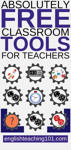 Absolutely Free Classroom Tools for Teachers |