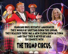 The Trump Circus