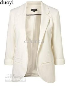 Wholesale Down - Buy 2014 HOT NEW EAST KNITTING Haoduoyi Women Blazers Fashion Brand Small Suit Coat Jacket,Outerwear, $24.61 | DHgate