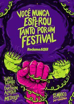 On Hold Music Festival on Behance – poster Festival Logo, Music Festival Posters, Festival Flyer, Music Festivals, Music Posters, Food Festival, Festival Fashion, Art Grunge, Plakat Design