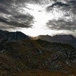 Lo Jof ,la cresta Cimone Zabus e il gruppo del Canin- by Giovanni Osso