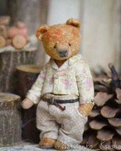 TOM By Oksana Matviienko - Bear Pile
