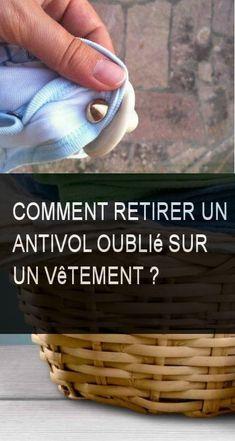 Comment retirer un antivol oublié sur un vêtement ? #vetement #vetement #comment #vetement #ete Dremel, Good To Know, Dyi, Helpful Hints, Life Hacks, Projects To Try, Basket, How To Plan, Tips