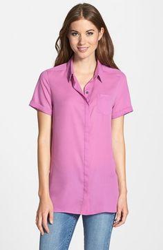 Women's Halogen Short Sleeve Tunic