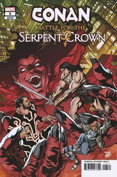 Marvel Comic Books, Marvel Comics, Mephisto Marvel, Conan The Barbarian, Mike Mignola, Marvel Wallpaper, 5 W, Comic Book Covers, Battle