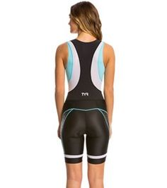 TYR Women's Competitor Trisuit w/Front Zipper at SwimOutlet.com - Free Shipping