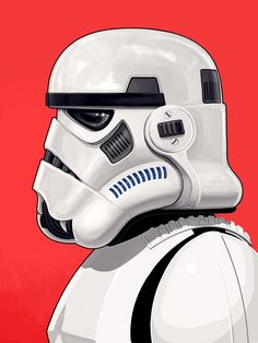 Storm Trooper by Mike Mitchell – Mondo