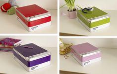 Una muestra de la inmensa gama de artículos donde los colores Pantone han servido de inspiración y que como podremos ver Pantone significa ya más que una simple guía de colores.