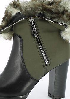 Fur - Boot