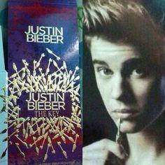 Justin Bieber – New Fragrance #theKey