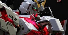 PG 1/60 Unicorn Gundam + LED Set - Customized Build PG 1/60 RX-0 Unicorn Gundam (Release Date: Dec 11th 2014, Price: 21600 Yen) GG INF...