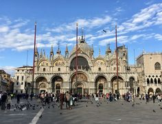 Markusplatz - Venice, Italy