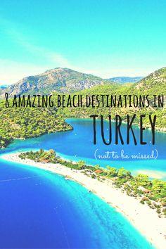 Top 8 best beaches in Turkey