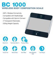 BC 1000 - wireless bony composition scale
