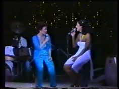 Gal Costa & Elis Regina together on TV