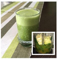 smoothie Smoothie, Healthy Recipes, Ethnic Recipes, Food, Smoothies, Health Recipes, Shake, Meal, Healthy Food Recipes