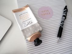 What Does A Blogger Actually Do? – Sophie Laetitia | Office Stationery Flatlay