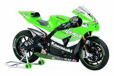 Tamiya 1/12 Motorcycle Series No. 109 Kawasaki Ninja ZX-RR Plastic model 14109 #Tamiya