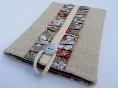 "Just Another Hang Up: ""Ruffled Kindle Case"" Tutorial..."