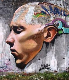 Artist :Lonac Street Art