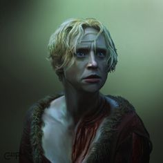 The Lady Brienne by thecannibalfactory on DeviantArt