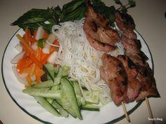 Vietnamese BBQ Pork