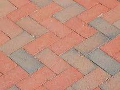 Image result for Driveway garage tile, Brick decor design idea Tiles Texture, Tile Floor, Brick, Garage, Flooring, Pedestrian, Contemporary, Design, Home Decor