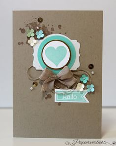 Stampin' Up! Card by Simone G
