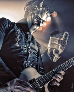 A Nameless Ghoul called Alpha. The Nameless Ghouls Official Ghost Cult. #TNGofficial
