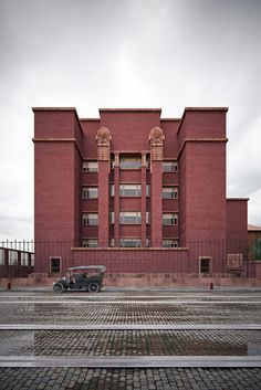 Galería de David Romero recrea obras desaparecidas de Frank Lloyd Wright en estas realistas imágenes - 2