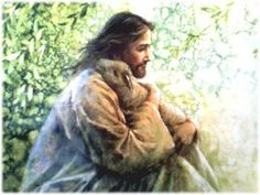 "Jesus said, ""I came that they may have life, and may have it abundantly. I am The Good Shepherd; The Good Shepherd lays down His life for the sheep. Lord Is My Shepherd, The Good Shepherd, Bible Pictures, Jesus Pictures, Image Jesus, La Sainte Bible, Première Communion, Padre Celestial, Jesus Christus"