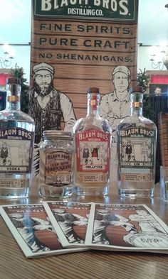 Blaum Bros. Distillery in #Galena #Illinois! Cool place to tour, taste and hang out with friends!