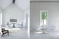 Minimalistic Marfa House