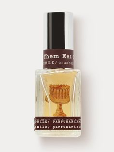 Let Them Eat Cake Perfume, my FAVORITE TokyoMilk Classic fragrance. I spritz it on when I'm craving cake and sweet stuff. Kills the craving immediately ;)