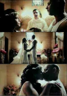 Wedding Dom&Letty