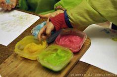 colori per le mani fai da te