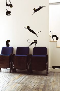 Cats decoration