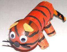 tiger crafts kids