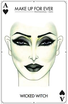 Wicked Witch Makeup Tutorial. I seriously would wear this everyday as a normal makeup look. Beautiful!