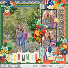 Credits: #Moments: Summer Memories by Amber Shaw Cindy's Layered Templates - Half Pack 137: Photo Focus 68 by Cindy Schneider DJB Fancy Nancy