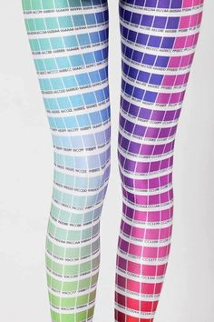 ✯ Colorchart Tights ✯