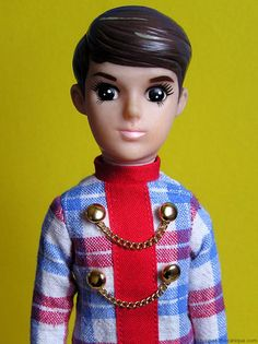 """Wataru-kun is a 10"""" vinyl doll released by Japanese firm Takara in 1968 as a male companion to their Licca-chan fashion doll, and was only sold and marketed within Japan, where he was also made.  He was available for only a small number of years and is highly sought after by modern collectors all over the world, which has pushed his value to astronomical heights."""