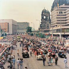 Karl-Liebknecht-Straße, 750 Jahre Berlin