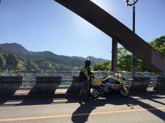 """jetsetさんのツイート: """"ここは奥多摩手前の軍畑の橋、 たくさんのバイクが向こうの 道を通って、奥多摩湖方面に 駆け上ってゆきましたo(`ω´ )o わたしはこの上流の橋でUターンして 自宅に戻り、ブレックファーストで ございました #奥多摩 #バイク https://t.co/FZAmN7q9Dn"""""""