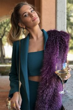 Perfect guest: looks with what you already have in the closet Chic Outfits, Fashion Outfits, Party Outfits, Fiesta Outfit, Look Vintage, Fashion Design Sketches, Wedding Looks, Winter Dresses, Dress Me Up