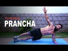 Aprenda as Variações da Prancha - O Exercício do Abdômen Definido | Sérgio Bertoluci - X21 - YouTube - O MELHOR