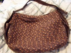 Quality Eric Javits Tight Woven Leather/Straw/Beads Shoulder Women's Handbag #MontanaWest #ShoulderBag