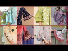 Mehndi Designs Book, Hand Designs, Sleeves Designs For Dresses, Sleeve Designs, Stylish Dress Book, Simple Kurta Designs, Velvet Dress Designs, Sewing Sleeves, Girls Dresses Sewing